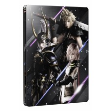 Dissidia Final Fantasy NT Steel..