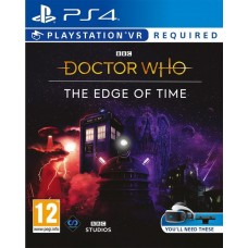 Doctor Who The Edge of Time (PS4, VR), 225966, Приключения/экшен