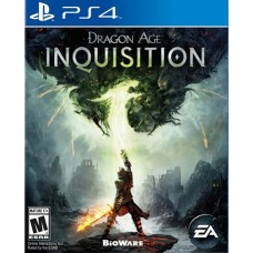 Dragon Age Inquisition (PS4, ру..
