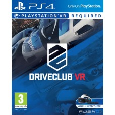Driveclub (PS4, VR, русская вер..