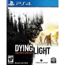 Dying Light (PS4, русские субтитры)