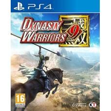 Dynasty Warriors 9 (PS4), 219643, Приключения/экшен