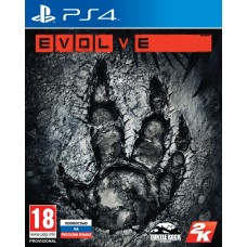 Evolve + Monster Pack DLC (PS4,..