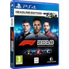 F1 2018 Headline Edition (PS4, ..