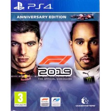 F1 2019 Anniversary Edition (PS..