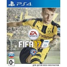 FIFA 17 (PS4, русская версия)..