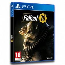 Fallout 76 (PS4, русские субтитры), 222952, РПГ