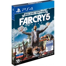 Far Cry 5 Deluxe Edition (PS4, ..