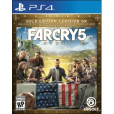Far Cry 5 Gold Edition (PS4, ру..