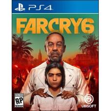 Far Cry 6 (PS4, русская версия), 285526, Приключения/экшен