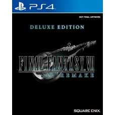 Final Fantasy VII Remake Deluxe Edition (PS4), ,