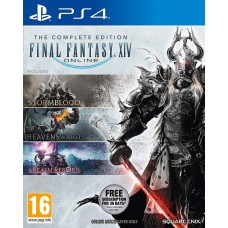 Final Fantasy XIV The Complete Edition (PS4), , РПГ