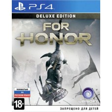 For Honor: Deluxe Edition (PS4,..
