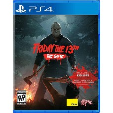 Friday the 13th The Game (PS4, ..