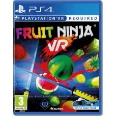 Fruit Ninja (PS4, VR)..
