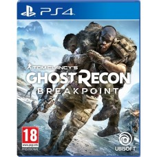 Ghost Recon Breakpoint (PS4, ру..