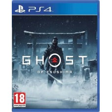 Ghost of Tsushima (PS4, русская версия)