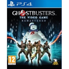 Ghostbusters: The Video Game Remastered (PS4), 225233, Приключения/экшен
