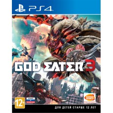 God Eater 3 (PS4, русские субти..
