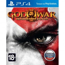 God of War III Remastered (PS4,..