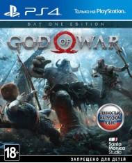 God of War (PS4, рус..