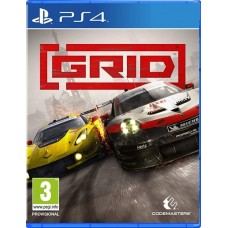 Grid (PS4), 225030, Гонки