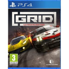 Grid Ultimate Edition (PS4), 225032, Гонки