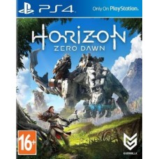 Horizon Zero Dawn (PS4, русская..