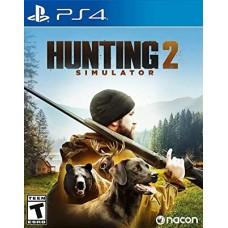 Hunting Simulator 2 (PS4, русские субтитры), ,