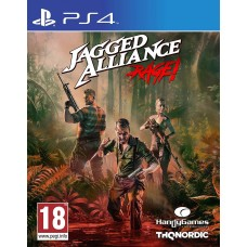 Jagged Alliance Rage (PS4, русс..
