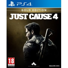 Just Cause 4 Gold Edition (PS4)..