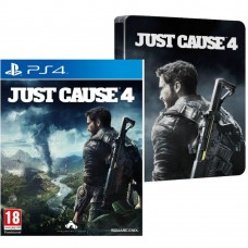 Just Cause 4 Steelbook Edition ..