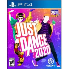 Just Dance 2020 (PS4, русская версия), 225264, Приключения/экшен