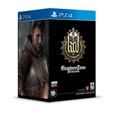 Kingdom Come: Deliverance Collectors Edition (PS4, русские субтитры), , РПГ