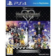 Kingdom Hearts 1.5 and 2.5 HD R..