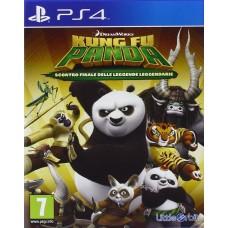Kung Fu Panda Showdown of Legendary Legends (PS4), 177426, Драки