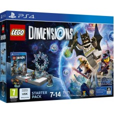 LEGO Dimensions Starter Pack (PS4), , LEGO