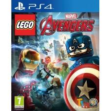 LEGO Marvel Avengers (PS4, русс..