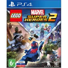 LEGO Marvel Super Heroes 2 (PS4..
