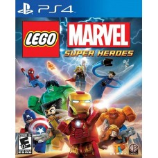 LEGO Marvel Super Heroes (PS4)..