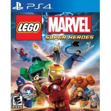 LEGO Marvel Super Heroes (PS4) Б/У, 214921P, Приключения/экшен