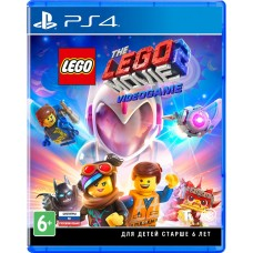 LEGO Movie 2 The Videogame (PS4..