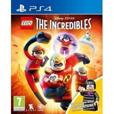 LEGO The Incredibles (PS4, русские субтиры), 221505, Приключения/экшен