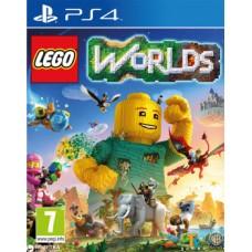 LEGO Worlds (PS4, русская верси..