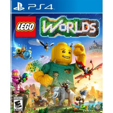 LEGO Worlds (PS4)..