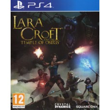 Lara Croft and the Temple of Os..