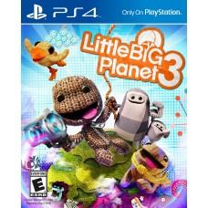 LittleBigPlanet 3 (PS4, русская..