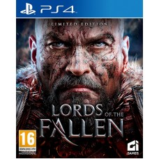 Lords of the Fallen Limited Edition (PS4, русские субтитры), 221713, РПГ