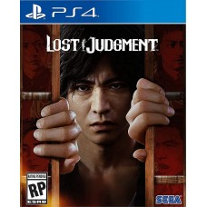 Lost Judgment (PS4), ,