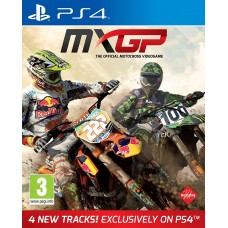 MXGP The Official Motocross Videogame (PS4), 214649, Гонки